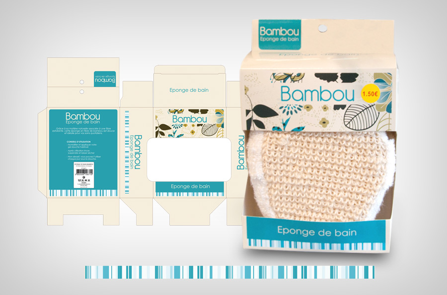 Packaging Bambou